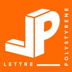 Lettre Polystyrene